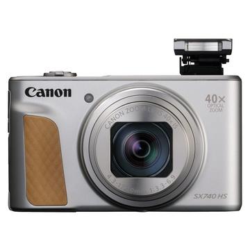 Canon PowerShot SX740 HS - Argento