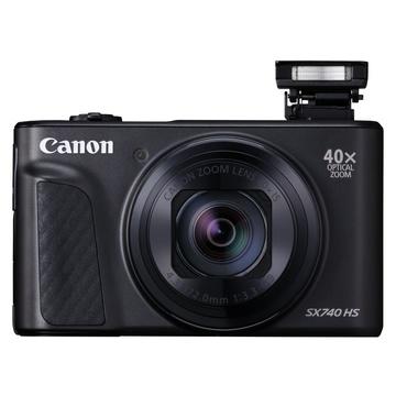 Canon PowerShot SX740 HS - Nero