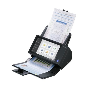 Canon ScanFront 400 Scanner A4 600 DPI Nero, Bianco