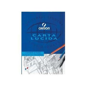 Canson 200005827 carta da disegno 10 fogli