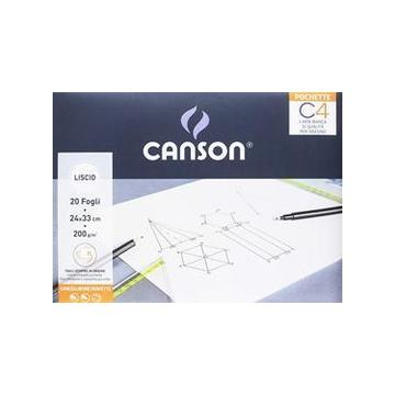 Canson 400089595 quaderno per scrivere 20 fogli