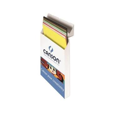 Canson Colorline cartone 220 g/m² 25 fogli