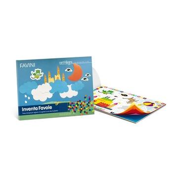 CARTOTECNICA FAVINI Favini A16X374 kit per attività manuali per bambini
