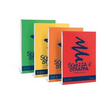 CARTOTECNICA FAVINI Favini Schizza e Strappa quaderno per scrivere 150 fogli A6