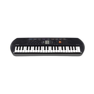 Casio SA-77 tastiera MIDI 44 chiavi Nero