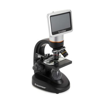 Celestron Microscopio Digitale Tetraview con lcd integrato