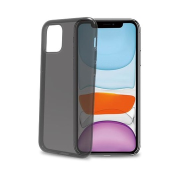 """CELLY Gelskin 6.1"""" iPhone 11 Cover Nero"""