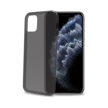 """CELLY Gelskin 6.5"""" Cover iPhone 11 Pro Max Nero"""