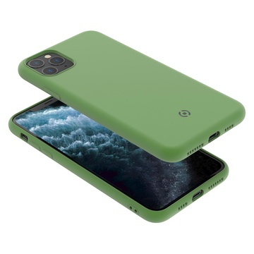 celly Cover Custodia per iPhone 11 Pro Max 6.5' colore Nero