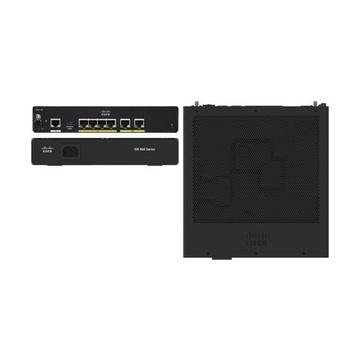 Cisco C931-4P switch di rete Gestito Nero