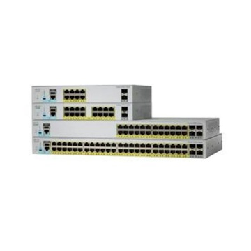 Cisco Catalyst 2960-L Gestito L2 Gigabit CpWt PoE