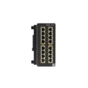 Cisco Catalyst IE3300 Gestito L2 Gigabit Nero PoE