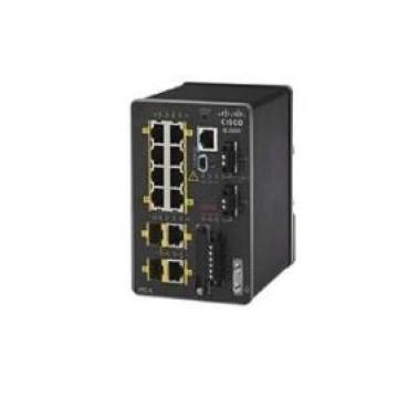 Cisco IE-2000-8TC-B Gestito L2 Fast Ethernet (10/100) Nero