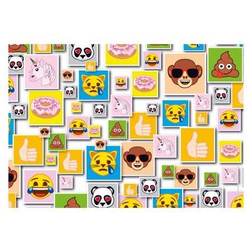 Clementoni Emoji Puzzle 104 pezzo(i)