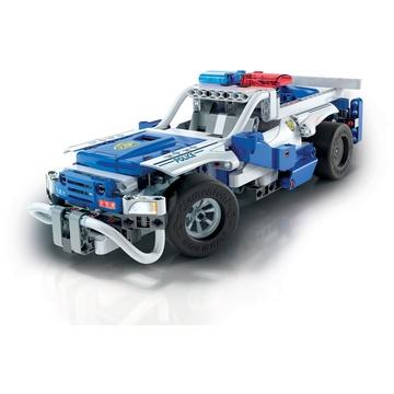 Laboratorio di meccanica - auto della polizia r/c