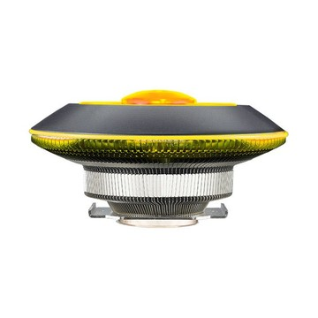 Cooler Master MasterAir G100M RGB Low Profile