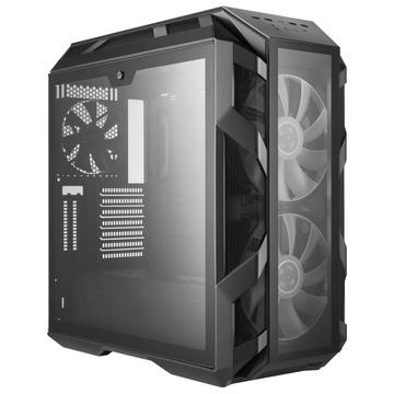Cooler Master MasterCase H500M Gaming Mid Tower RGB controller