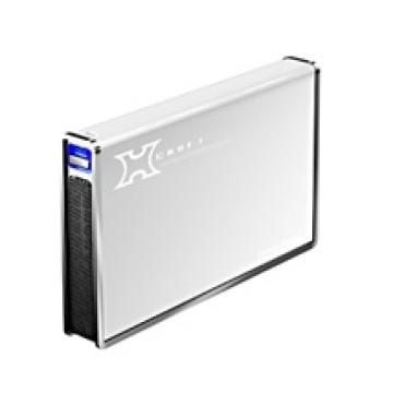 "Cooler Master X Craft 250 Box 2.5"" IDE to USB 2.0 Bianco White"