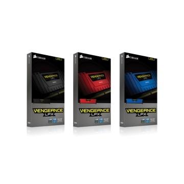 Corsair Memory Corsair Vengeance LPX Black 16GB (2x8GB) DDR4 2666MHz DIMM Unbuffered