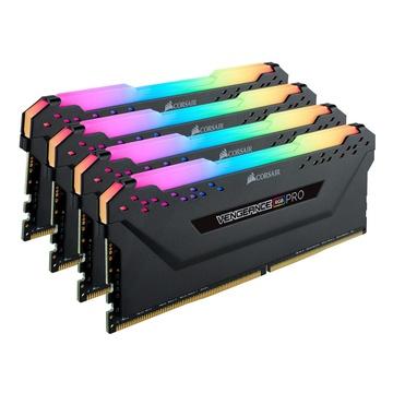 Corsair Vengeance CMW32GX4M4D3600C18 32 GB 4 x 8 GB DDR4 3600 MHz