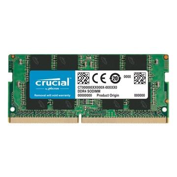 Crucial CT8G4SFRA266 8 GB 1 x 8 GB DDR4 2666 MHz