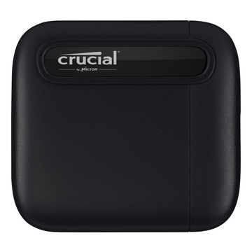 Crucial X6 4000 GB Nero