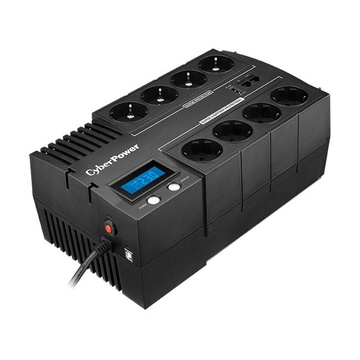 CYBERPOWER BR700ELCD gruppo di continuità (UPS) A linea interattiva 700 VA 420 W 8 presa(e) AC