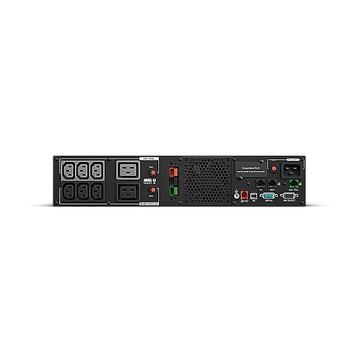 CYBERPOWER PR2200ERTXL2U gruppo di continuità (UPS) A linea interattiva 2200 VA 2200 W 8 presa(e) AC