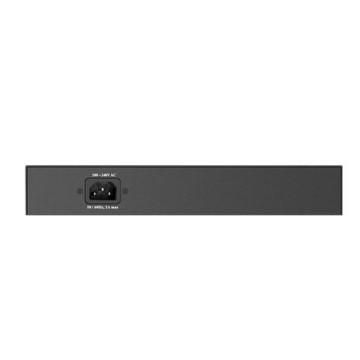 D-Link DGS-1008MP No Gestito Gigabit PoE Nero