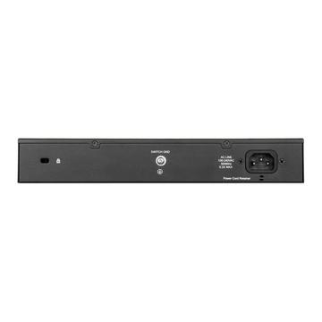 D-Link DGS-1100-24PV2 Gestito Gigabit PoE Nero
