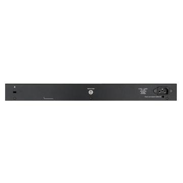 D-Link DGS-1250-28X Gestito L3 Gigabit Nero