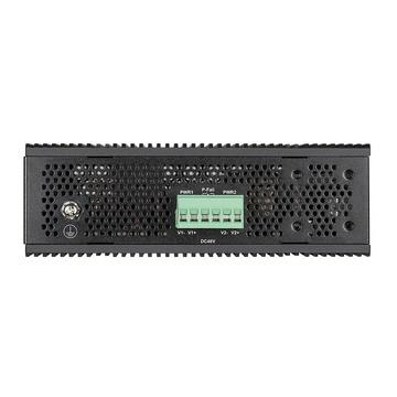 D-Link DIS-200G-12PS Gestito L2 Gigabit PoE Nero
