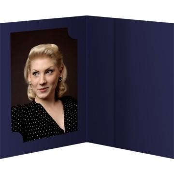 Daiber GmbH 1x100 busta per foto blu per 3 formati