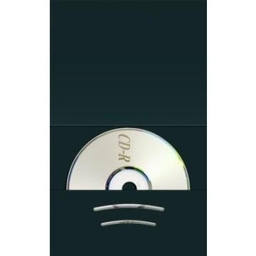 Daiber GmbH 1x100 Cartella con CD archieve nero 6x9cm