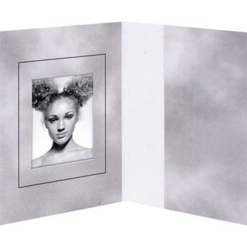 Daiber GmbH 1x100 cartoncin.portafoto grigio 36x50 mm