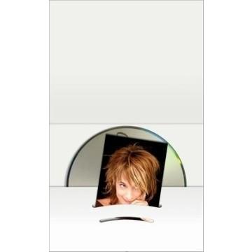 Daiber GmbH 1x100 Folder with CD archieve 6x9 cm Bianco