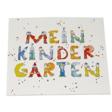 Daiber GmbH ClownsMein Kinder-Garten Portrait folders kids
