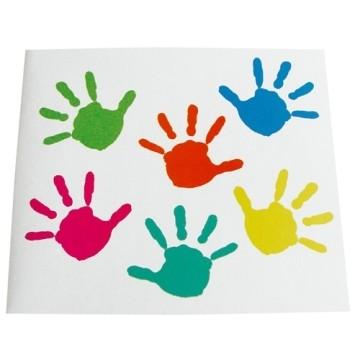 Daiber GmbH Portafoto bambini Mani colorate 13x18-1x25