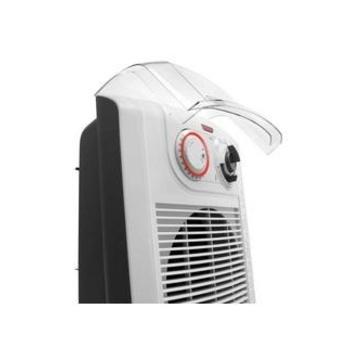 De Longhi HBC 3052T stufetta elettrica Stufetta con elettroventola 2400 W Bianco