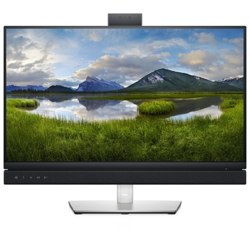 "Dell C2422HE 23.8"" Full HD LCD Nero, Argento"