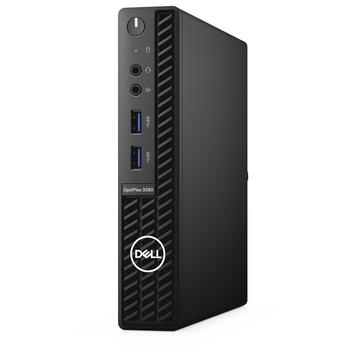 Dell OptiPlex 3080 i5-10500T Nero