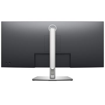 Dell P3421W Quad HD LCD Nero, Argento