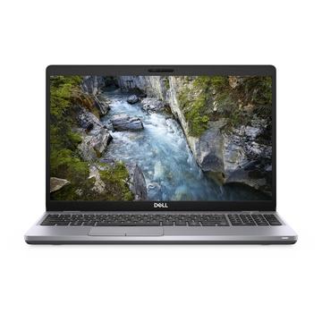 """Dell Precision 3550 i7-10510U 15.6"""" FullHD Quadro P520 Grigio"""