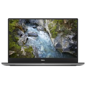 """Dell Precision 5540 i7-9850H 15.6"""" FullHD Quadro T1000 Nero, Argento"""