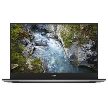 """Dell Precision 5540 i7-9850H 15.6"""" Quadro T1000 Nero, Argento"""