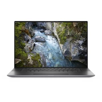 """Dell Precision 5750 i7-10850H 17"""" FullHD Quadro RTX 3000 Nero, Grigio"""