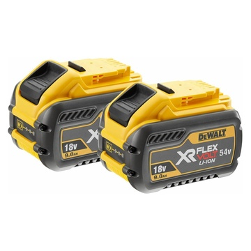 DeWalt DCB118X2 Starter kit FlexVolt 54v 9.0ah