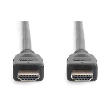 Digitus ASSMANN Electronic AK-330124-030-S cavo HDMI 3 m HDMI tipo A (Standard) Nero