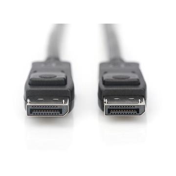 Digitus ASSMANN Electronic AK-340106-030-S cavo DisplayPort 3 m Nero