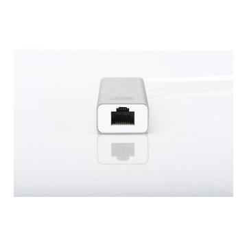 Digitus ASSMANN Electronic DA-70250-1 USB 3.0 A Argento, Bianco